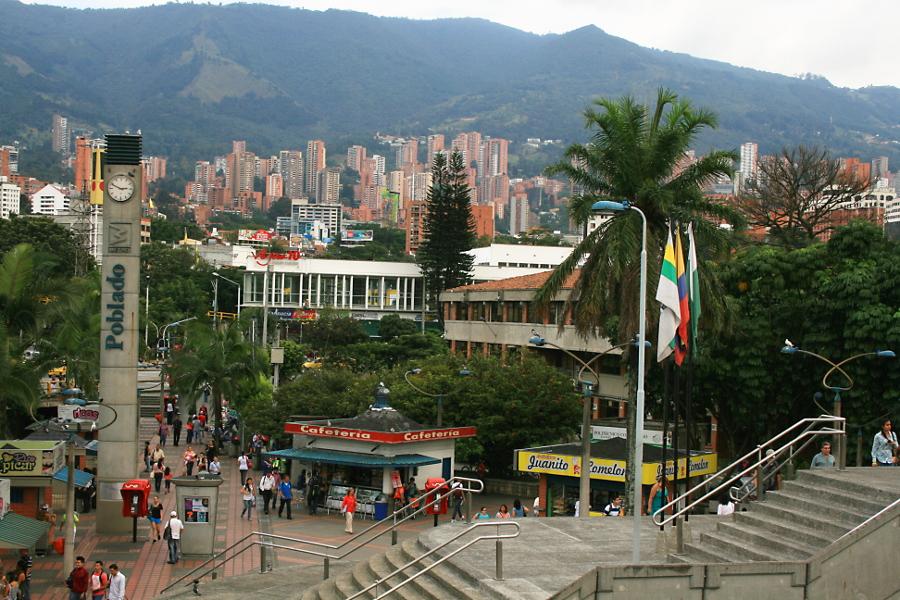 Medellin, Медельин