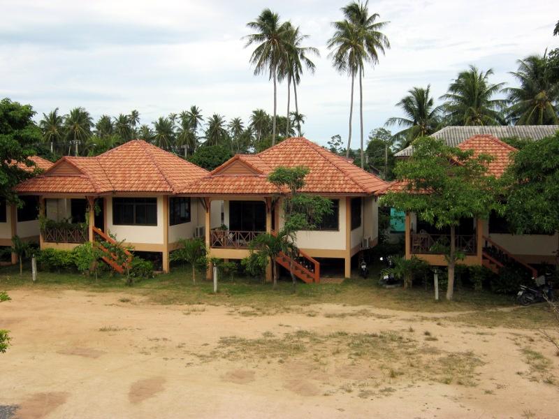 Домики в Таиланде по 7000 бат в месяц