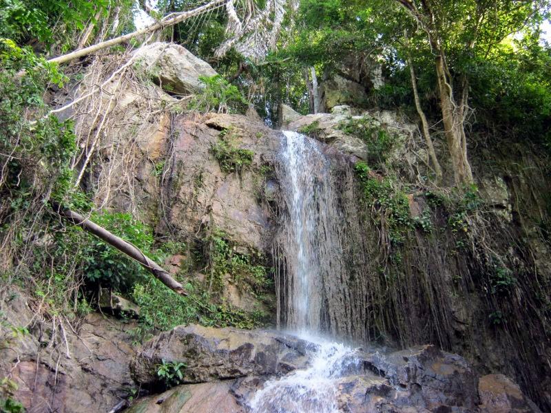 Водопад (secret falls)