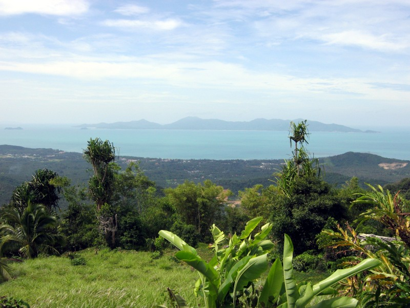 Вид на Ко Панган