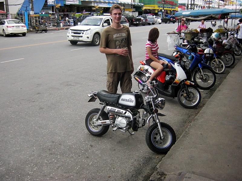 Зацени мотоцикл!