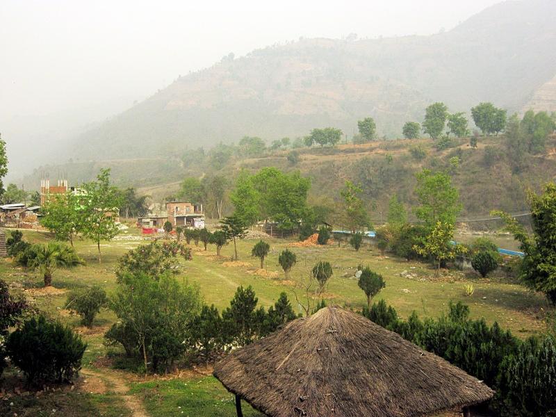 Где-то в Непале