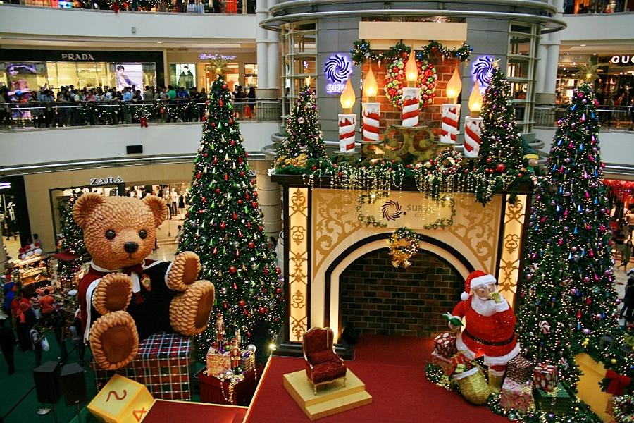 Suria KLCC Christmas