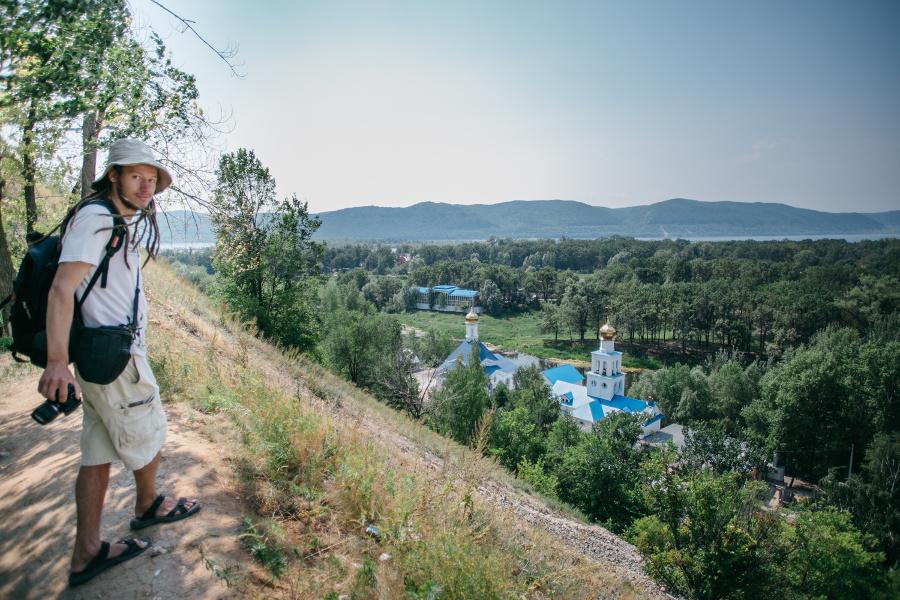 Царев Курган, Самара